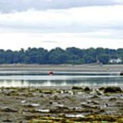 St Helens Beach To Bembridge Point Art Print