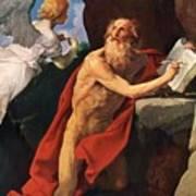 St Jerome Art Print