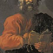 St Jude Thaddeus Art Print