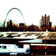 St. Louis Art Print