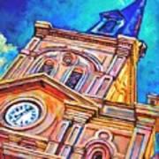 St Louis Art Print