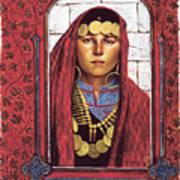 St. Mary Magdalene  - Lgmag Art Print