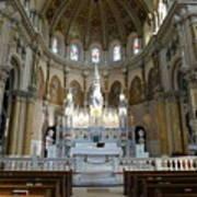 St. Nicholas Of Tolentine Church - IIi Art Print