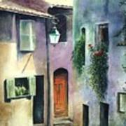 St. Paul De Vence Art Print