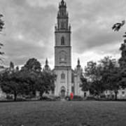 St Paul's Church A Portland Square Bristol England Art Print