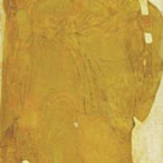St Peter. From Deisus Tier Art Print
