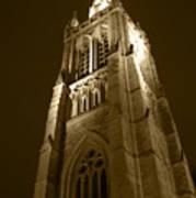 St Peter's Church Bournemouth Art Print