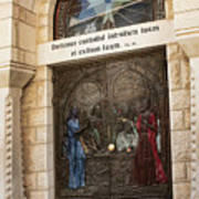 St. Peter's Church Art Print