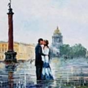 St. Petersburg Art Print