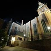 St. Steven's Church In Nijmegen Art Print