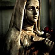 St. Teresa  Art Print