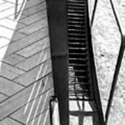 Stair Trap Art Print