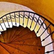 Stairway In Cabo Art Print