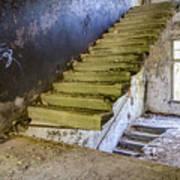 Stairway To ..... Art Print