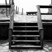 Stairway To Lbi Heaven Art Print