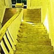 Stairway To No Where Art Print