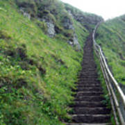 Stairway To... Art Print