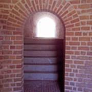 Stairway To The Sun Art Print