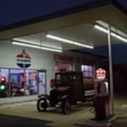 Standard Oil Museum After Dark 20 Art Print