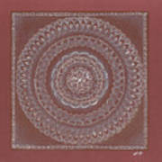 Star Blossom Art Print