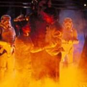 Star Wars Episode V The Empire Strikes Back Art Print