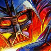 Star Wars Your Turn Art Print