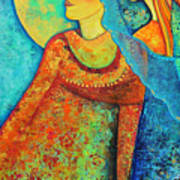 Starchild Art Print