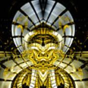 Stargate Electra Art Print