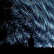 Starlights Art Print