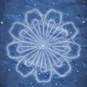 Starry Kaleidoscope Art Print