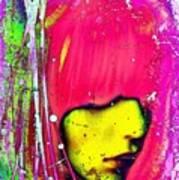 Start A Conversation About Human Trafficking Art Print