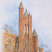 State Street Church Art Print