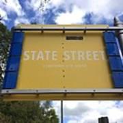 State Street Art Print