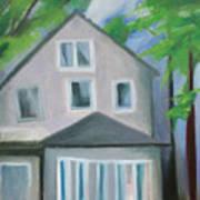 Staten Island House Art Print