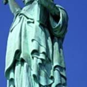 Statue Of Liberty 10 Art Print