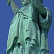 Statue Of Liberty 12 Art Print