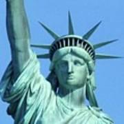 Statue Of Liberty 5 Art Print