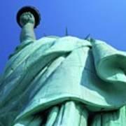 Statue Of Liberty 9 Art Print
