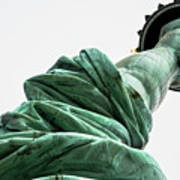Statue Of Liberty, Arm, 3 Art Print