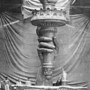 Statue Of Liberty, Paris Art Print
