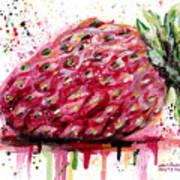 Stawberry 1 Art Print