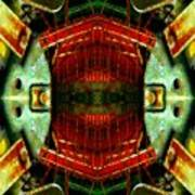 Steampunk Machination 4 Art Print