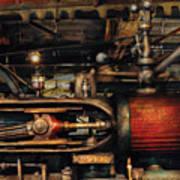 Steampunk - No 8431 Art Print