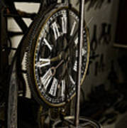 Steampunk - Timekeeper Art Print