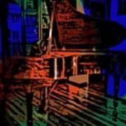 Steinway Piano Art Print