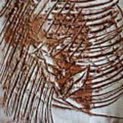 Stephen - Tile Art Print