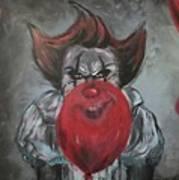 Stephen King It Art Print