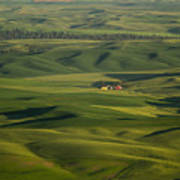 Steptoe Butte 5 Art Print
