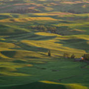 Steptoe Butte 9 Art Print