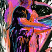 Sterlin At Blue Nite Art Print